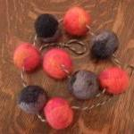 Wool Garland, ball garland...